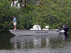 2013 - Dusky Boats - 218 Bay