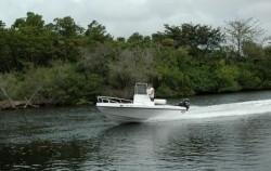 2014 - Dusky Boats - 217 Open Fisherman