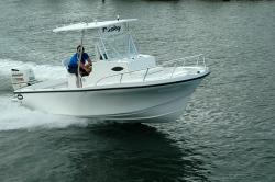2014 - Dusky Boats - 227 FAC