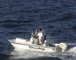 2014 - Dusky Boats - 17 Open