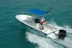 2014 - Dusky Boats - 227 Open