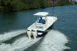 2014 - Dusky Boats - 252 FC