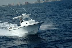 2014 - Dusky Boats - 278 FAC