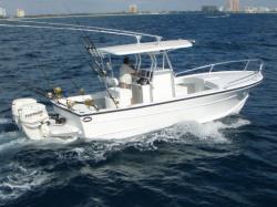 2014 - Dusky Boats - 28 XL
