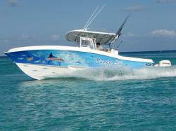 2014 - Dusky Boats - 33 Open