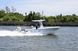 2014 - Dusky Boats - 227 XF