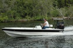 2014 - Dusky Boats - 18 Flats
