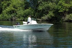 2014 - Dusky Boats - 18R Bay