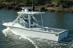 2015 - Dusky Boats - 278 CSS