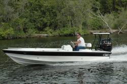2015 Dusky Boats 18 Flats