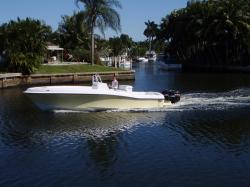 2018 - Dusky Boats - 33 FC