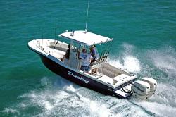 2018 - Dusky Boats - 278 Open