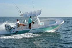 2018 - Dusky Boats - 227 Open