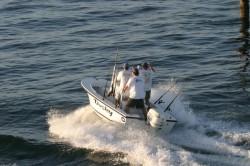 2018 - Dusky Boats - 17 Open