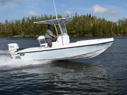 2018 - Dusky Boats - 217 XF