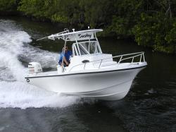 2019 - Dusky Boats - Dusky 227 Fish Around Cruiser