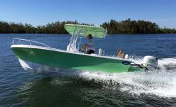 2019 - Dusky Boats - Dusky 227 Open Fisherman