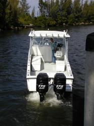 2019 - Dusky Boats - Dusky 252 Cuddy Side Steering