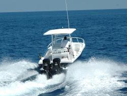 2019 - Dusky Boats - Dusky 252 Fish Around Cruiser