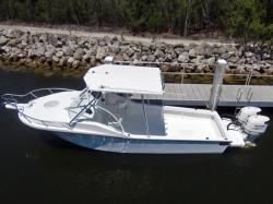 2019 - Dusky Boats - Dusky 278 Cuddy Side Steering