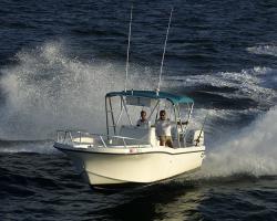 2019 - Dusky Boats - Dusky 278 Fisherman-s Cuddy