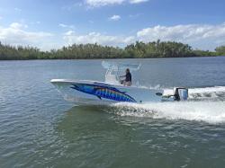 2019 - Dusky Boats - Dusky 252T