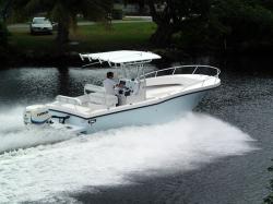 2019 - Dusky Boats - Dusky 252 XF