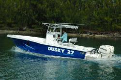 2019 - Dusky Boats - Dusky 278T