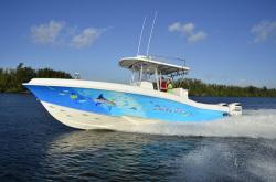 2019 - Dusky Boats - Dusky 33 XF