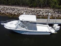 2020 - Dusky Boats - Dusky 278 Cuddy Side Steering