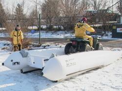 Dux Boats - SRD-550 2008