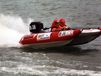 Dux Boats - RD-400 Racing 2008
