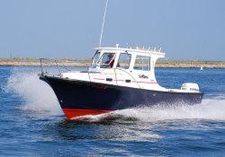 2012 - Eastern Boats - 27 Lobsterfisherman