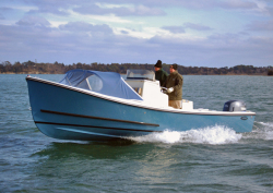2011 -Eastern Boats - 22 Center Console