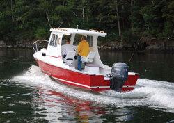 2011 -Eastern Boats - 22 Lobsterfisherman