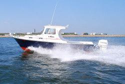 2011 - Eastern Boats - 27 Lobsterfisherman