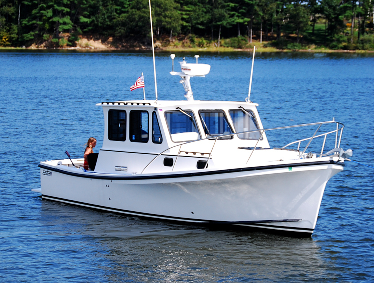 Research 2014 - Eastern Boats - Eastern 31 on iboats com