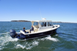 2014 - Eastern Boats - 27 Islander