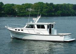 2017 - Eastern Boats - Eastern 35