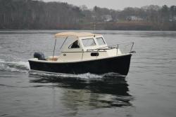 2017 - Eastern Boats - 220 Bass Boat