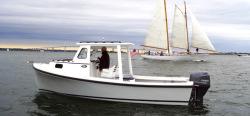 2017 - Eastern Boats - 220 Sisu HT
