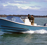 2018 - Eastern Boats - 220 Center Console