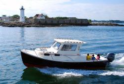 2018 - Eastern Boats - 248 Explorer