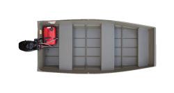 2018 Lowe 1040 jon boat