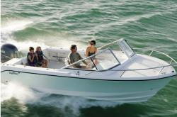 2009 - Edgewater Boats - 205 EX