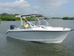 2009 - Edgewater Boats - 245CX