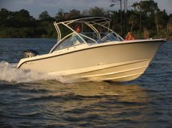 2010 - Edgewater Boats - 245 CX