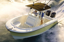 2012 - Edgewater Boats - 245 CC