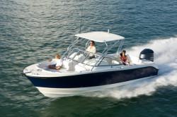 2012 - Edgewater Boats - 245 CX