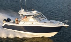 2013 - Edgewater Boats - 335 EX